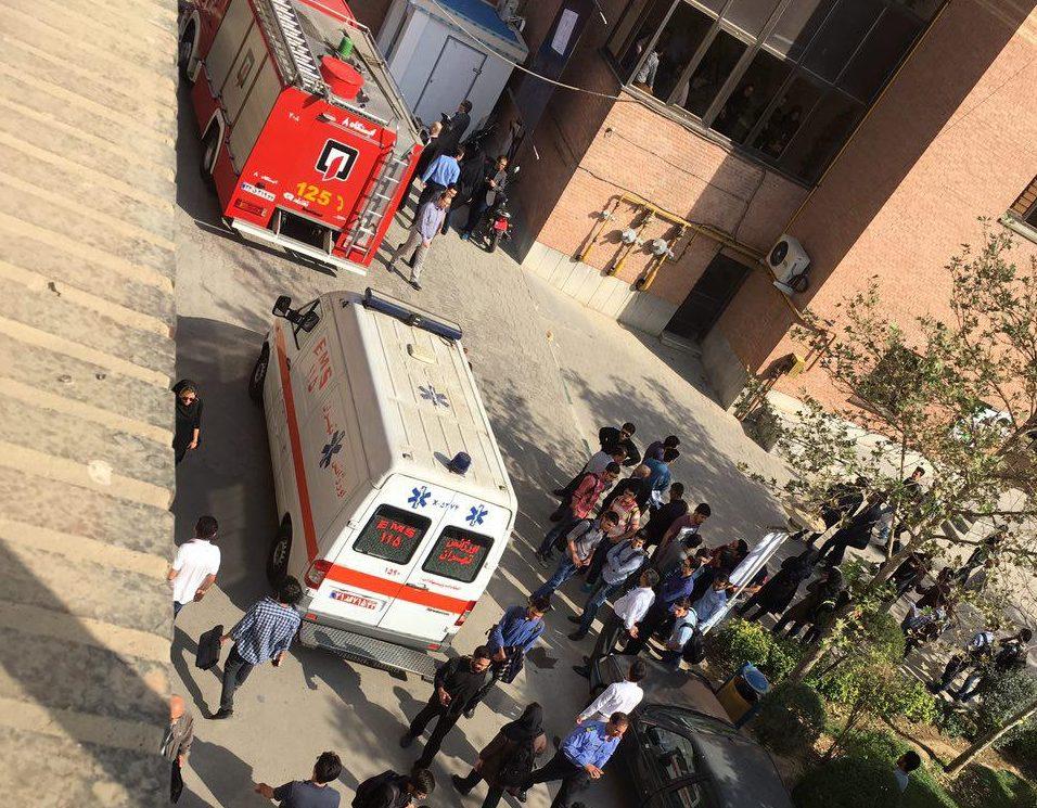 مهرماه با طعم سقوط آسانسور - بیمه آسانسور لازمه آسانسورهای شریف است.