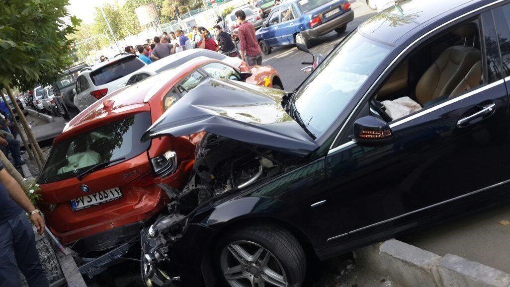 بیمه شخص ثالث خودروهای لوکس