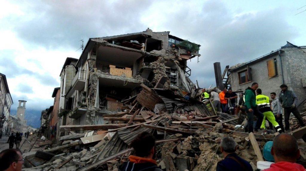 بیمه زلزله