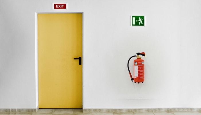 اقدامات ایمنی لازم جهت جلوگیری از آتشسوزی در منازل