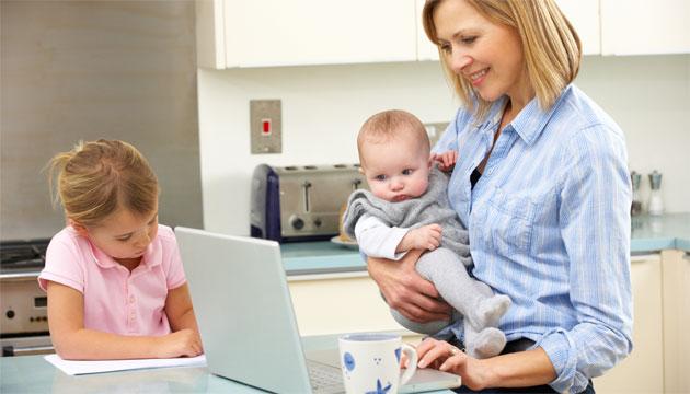 بیمه زنان خانه دار